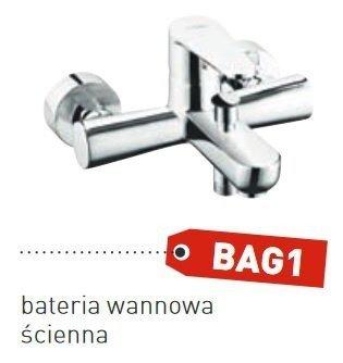 Bateria wannowa FERRO Algeo BAG1