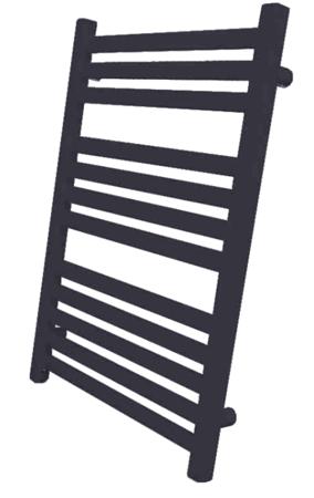 Grzejnik łazienkowy Kumiko 1350X430 czarny