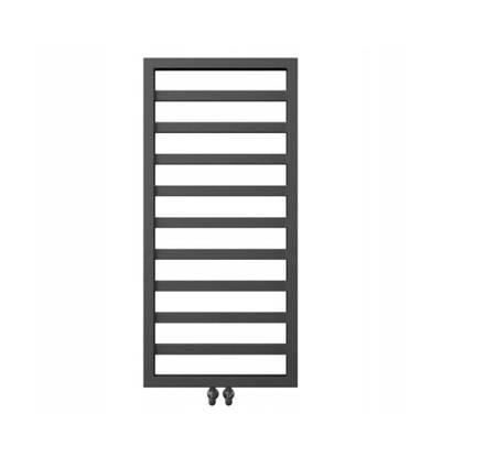 Grzejnik łazienkowy Natsumi 1240x530 antracyt