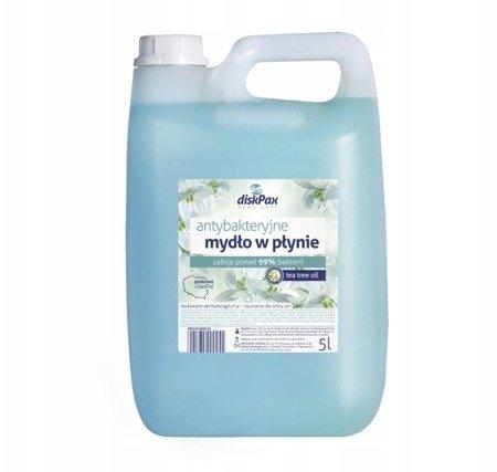 Mydło antybakteryjne w płynie 5L